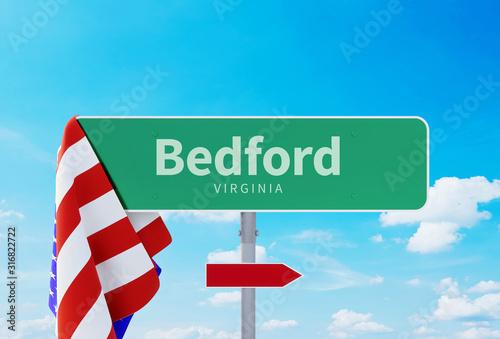 Bedford – Virginia Canvas Print