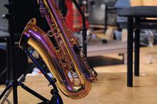 Playing Music, Jazz, Pop, Rock...