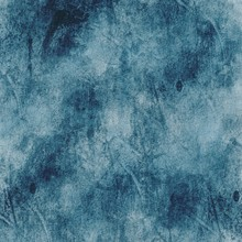 Grunge Blue With Black Abstrac...