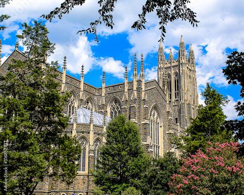 Fotografie, Obraz chapel of Duke
