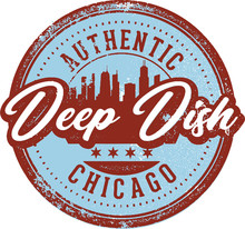 Authentic Chicago Deep Dish It...