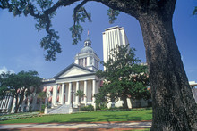 State Capitol Of Florida, Tall...