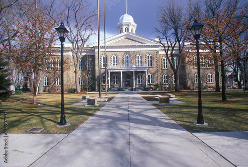 Photo State Capitol of Nevada, Carson City