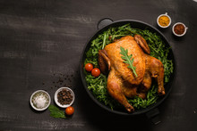 Roasted Whole Chicken Or Turke...