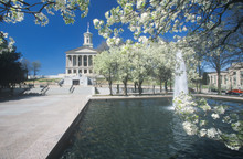 State Capitol Of Tennessee, Nashville