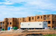 Large Construction Site Half C...