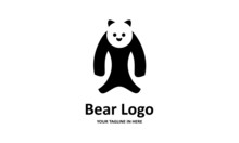 The Flat Bear Logo Concept Is ...