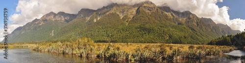 Otago mountains Wallpaper Mural