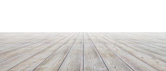 Prazan pod s bijelim zidovima i podom. Gradijent prazne sobe koji se koristi za pozadinu i prikazuje vaš proizvod. 3d ilustracija
