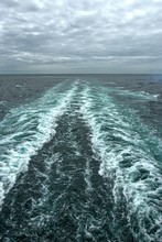Foamy Waves On The Surface Of ...