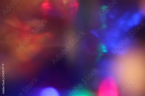 Fototapeta beautiful festive shiny video with shimmering sequins obraz na płótnie