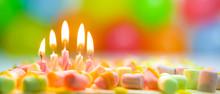 Festive Colorful Birthday Bann...