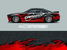 Car Wrap Decal Graphic Design....