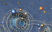 3d Illustration, Planets Of Th...