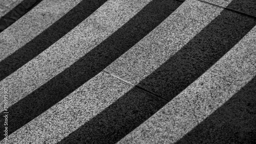 Photo Abstract background architecture lines