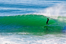 Surfing Burleigh Heads Gold Coast Australia
