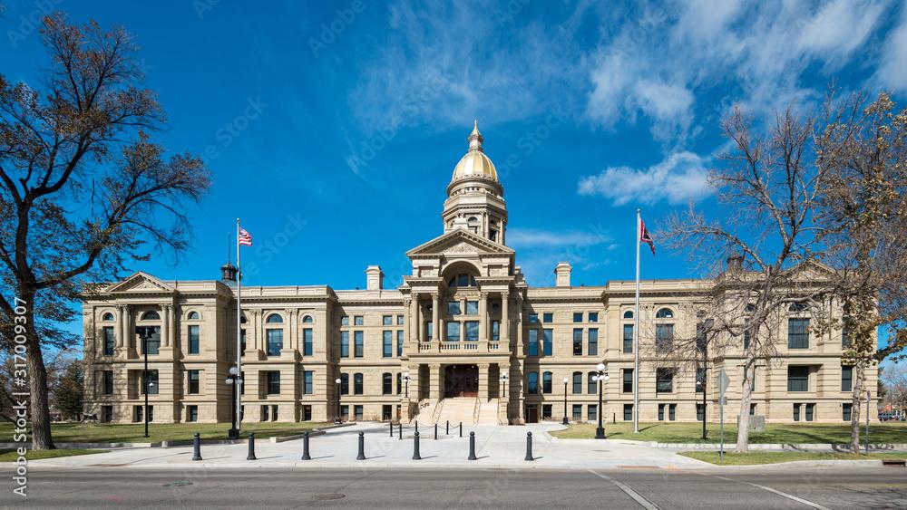 Fototapeta Wyoming Capitol Building