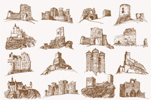Graphical Hand-drawn  Vintage ...