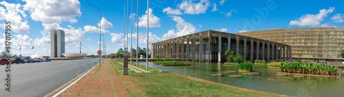 Photo Palácio Itamaraty em Brasilia, Brasil