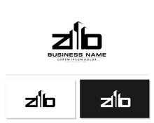 Z O ZO Initial Building Logo C...