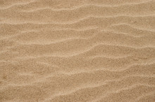 Close Up Detail Sand Texture For Background