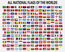 All National Flags Countries O...