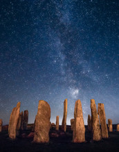Nightview Of Stones Of Callani...