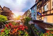 Colmar, Alsace, France. Petite...