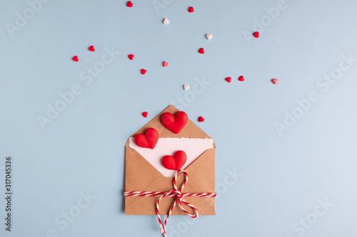 Fotografía Minimal valentine day concept