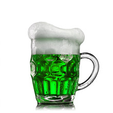 Natural Organic Green Beer In ...