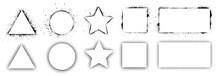 Geometric Shapes And Frames Pa...