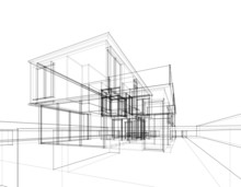 House Building Architecture Co...