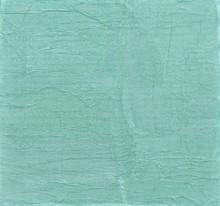 Light Jade Aqua Paper Mache Background