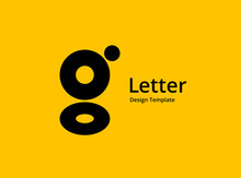 Letter G Logo Icon Design Temp...