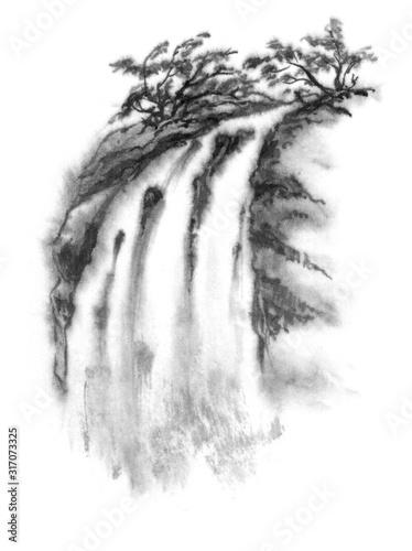 wodospad-gory-tradycyjny