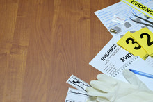 Paperwork During Crime Scene I...