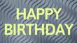 Happy Birthday text anniversary congratulation