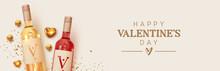 Happy Valentines Day. Design W...