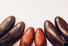 Shoes, Three Pairs Of Stylish ...