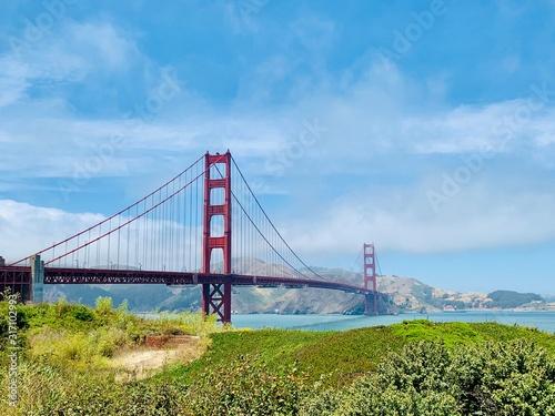 Photo golden gate bridge in san francisco