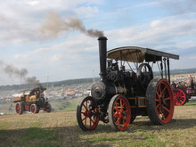 Two Historical Steam Engines  ...