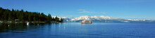 Riverboat On Lake Tahoe, California