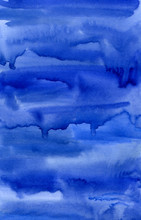 Abstract Classic Vertical Blu...