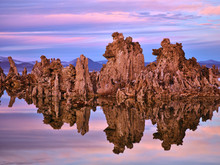 Sunset Mono Lake California