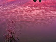 Sunset Mono Lake California