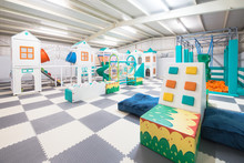 Colorful Children's Indoor Pla...