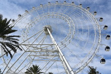 The Wheel At ICON Park In Orla...