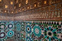 Inside The Mudejar Capilla San...