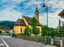 Trinity Church In Vallabassa T...