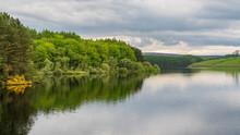 The Thruscross Reservoir Near ...